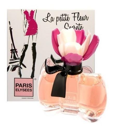 la petite fleur secrete paris elysees perfume feminino