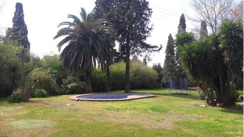 la pilarica - casa 3 amb. doble cochera y piscina