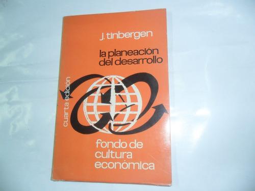 la planeacion del desarrollo j. tinbergen 1966
