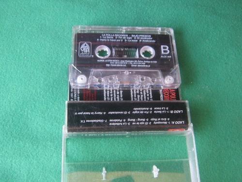 la polla records  - cassette -