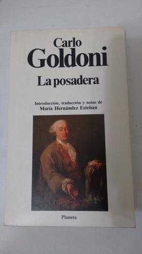 la posadera de carlo goldoni - planeta (usado)