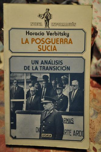 la posguerra sucia. un analisis de la transicion h.verbitsky