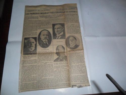 la prensa 1933 guerra milita george ribot m bark reading