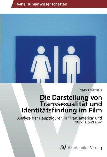 la presentación de la transexualidad y la identidad en la