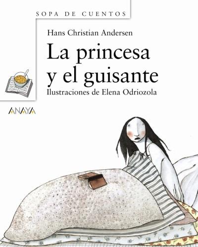 la princesa y el guisante(libro infantil)
