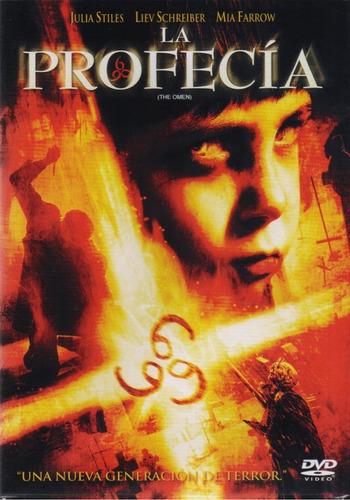 la profecia the omen 2006 pelicula dvd