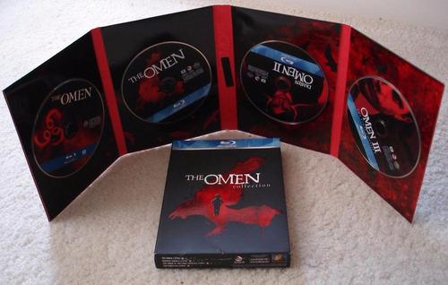 la profecia the omen collection boxset blu-ray
