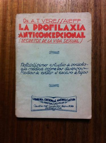 la profilaxia anticoncepcional - dr.veressaieff