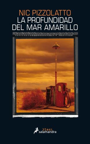 la profundidad del mar amarillo(libro novela y narrativa)
