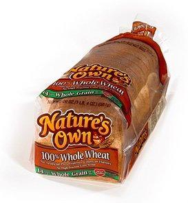 la propia naturaleza pan integral 100% por pan 20 oz