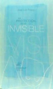 la protección de lo invisible(libro poesía)