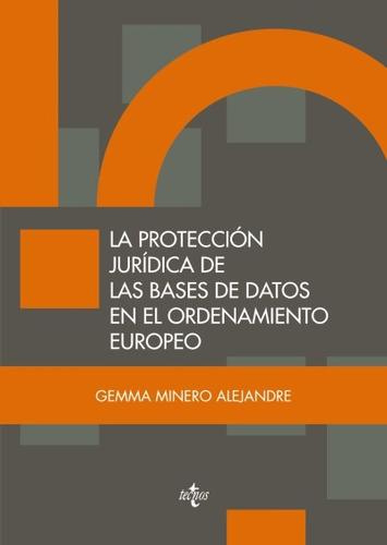 la protección jurídica de las bases de datos en el ordenamie