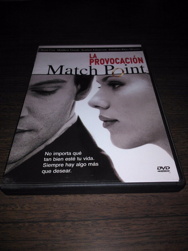 la provocación / match point / scarlett johansson
