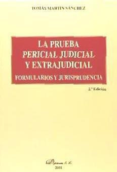 la prueba pericial judicial y extrajudicial(libro los medios