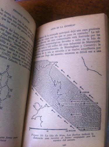 la quimica en el mundo moderno / kenneth hutton