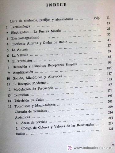la radio que sencilla !  c. l. boltz  paraninfo madrid 1966