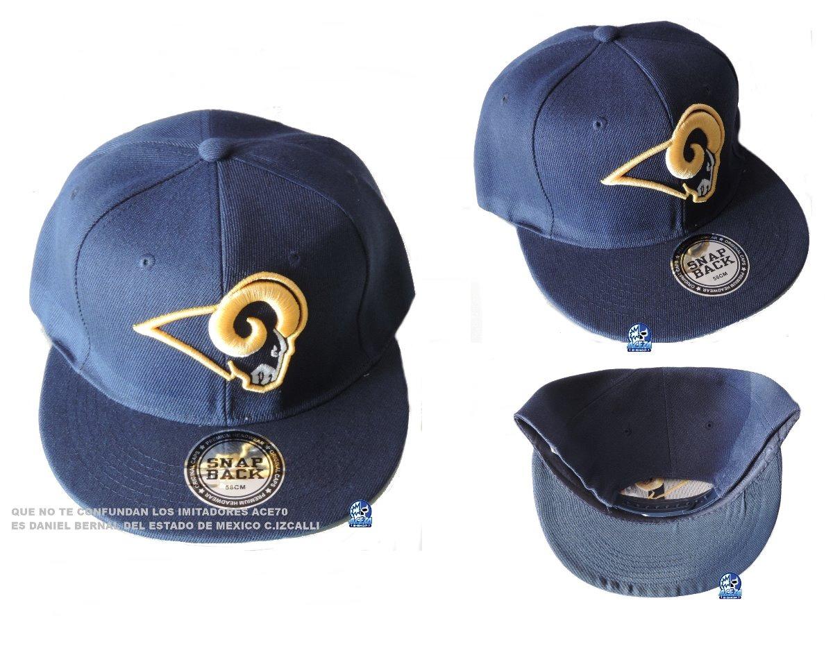 L.a. Rams Carneros Gorra Envio Gratis Nfl Ace70 -   200.00 en ... 1f94c5a40b6