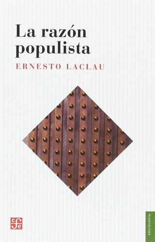 la razon populista - laclau ernesto