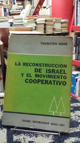 la reconstruccion de israel y el movimiento cooperativo odhe