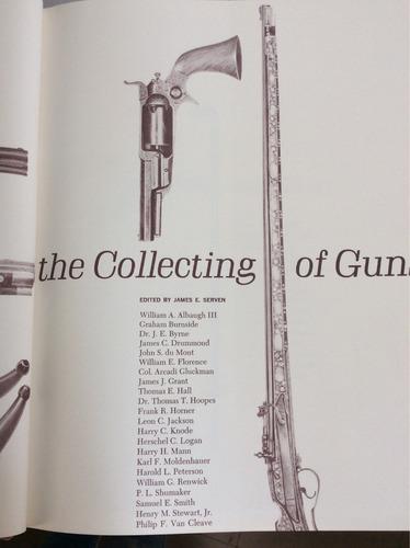 la recopilacion de armas en ingles. james e. serven