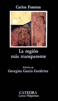 la región más transparente; carlos fuentes