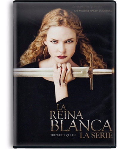 la reina blanca the white queen la serie de tv dvd