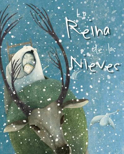 la reina de las nieves(libro infantil y juvenil)