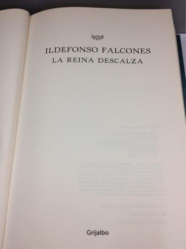 la reina descalza, idelfonso falcones