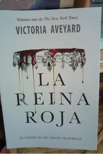 la reina roja victoria aveyard libro fisico oferta