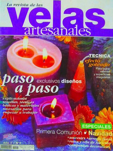 la revista de las velas artesanales nro 1 año 1