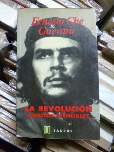 la revoluciòn. escritos esenciales, che guevara (impecable)