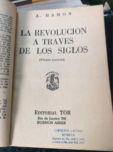 la revolución a través de los siglos, hamonhamin