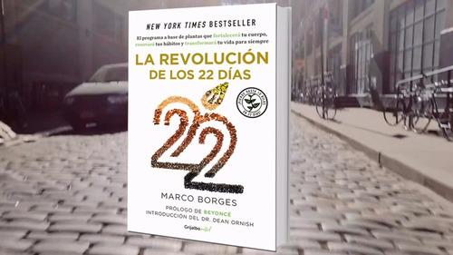 la revolucion de los 22 dias de marco borges