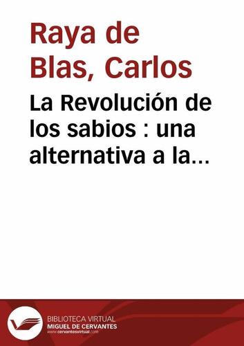 la revolución de los sabios. pdf