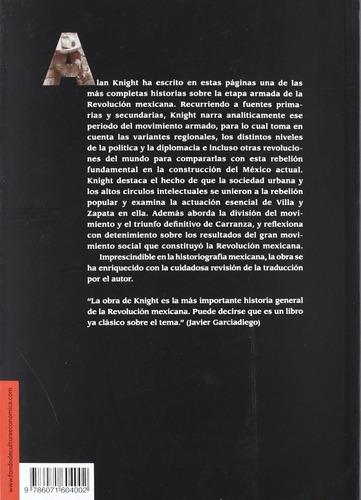 la revolución mexicana - alan knight