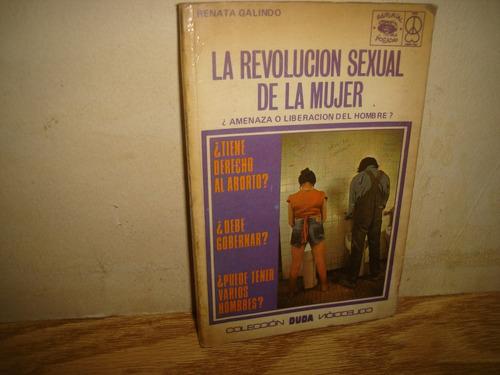 la revolución sexual de la mujer