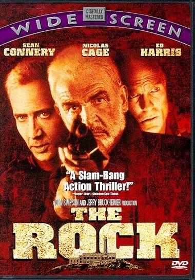 La roca dvd entrega inmediata u s 45 00 en mercado libre for La roca film