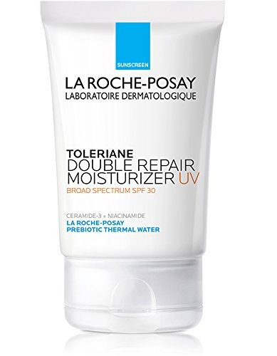 la roche-posay toleriane - crema hidratante facial de doble