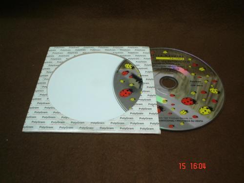 la rodven machine -cd single-(i can´t get no)satisfact  bfn
