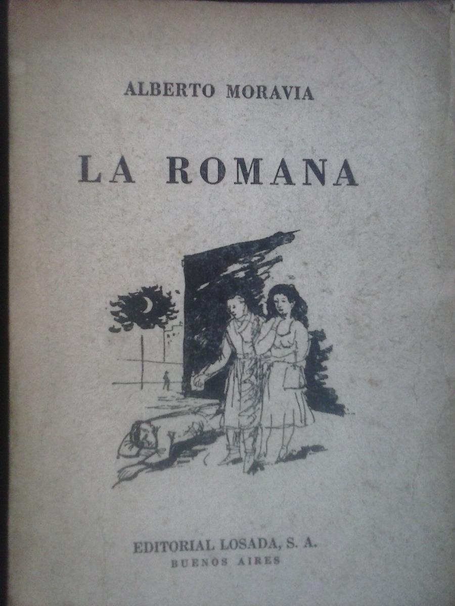 Resultado de imagen para libro la romana alberto moravia
