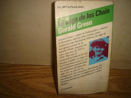 la saga de los chain - gerald green