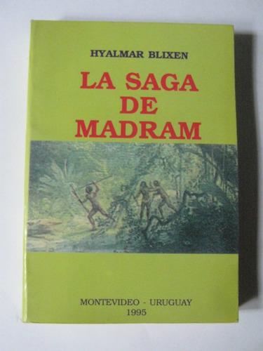 la saga de madram hyalmar blixen
