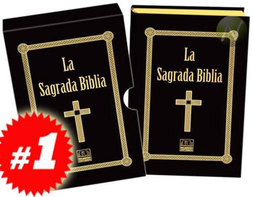 la sagrada biblia 1 vol ? balbanera