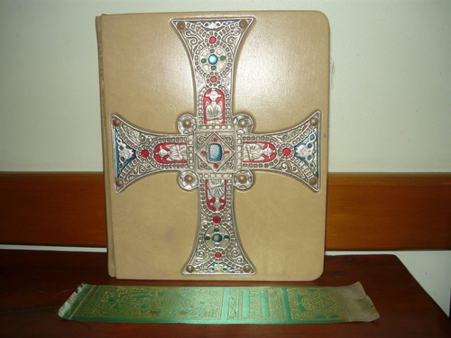 la sagrada biblia - ed.edaf- superlujosa