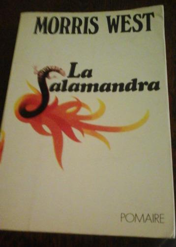 la salamandra - morris west, ed. pomaire