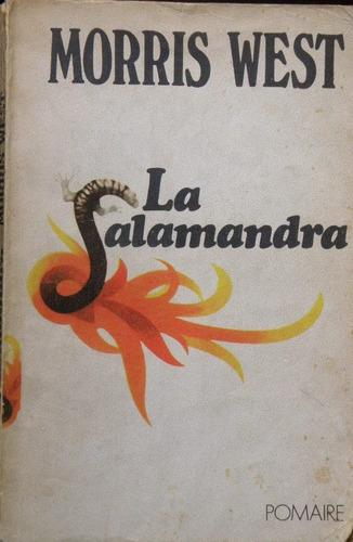 la salamandra. morris west [novela]