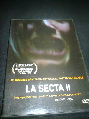 la secta 2 - second name / paco plaza, ramsey campbell
