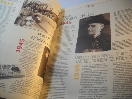 la segunda 1931 2011  80 años 80 noticias