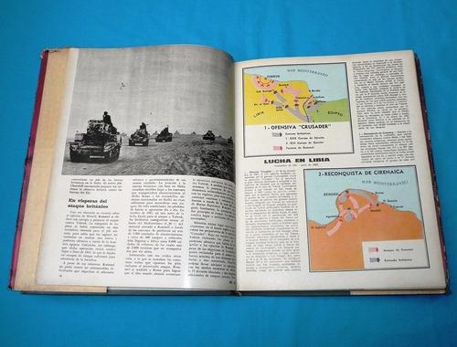 la segunda guerra mundial codex tomo 3 fotografías mapas