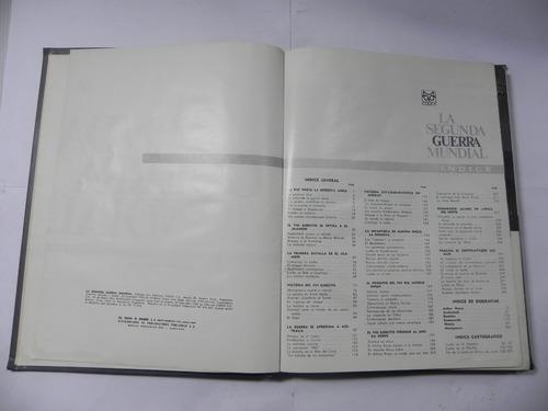 la segunda guerra mundial enciclopedia codex tomo 4